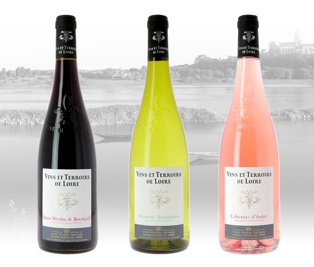 Gamme Vins & Terroirs de Loire